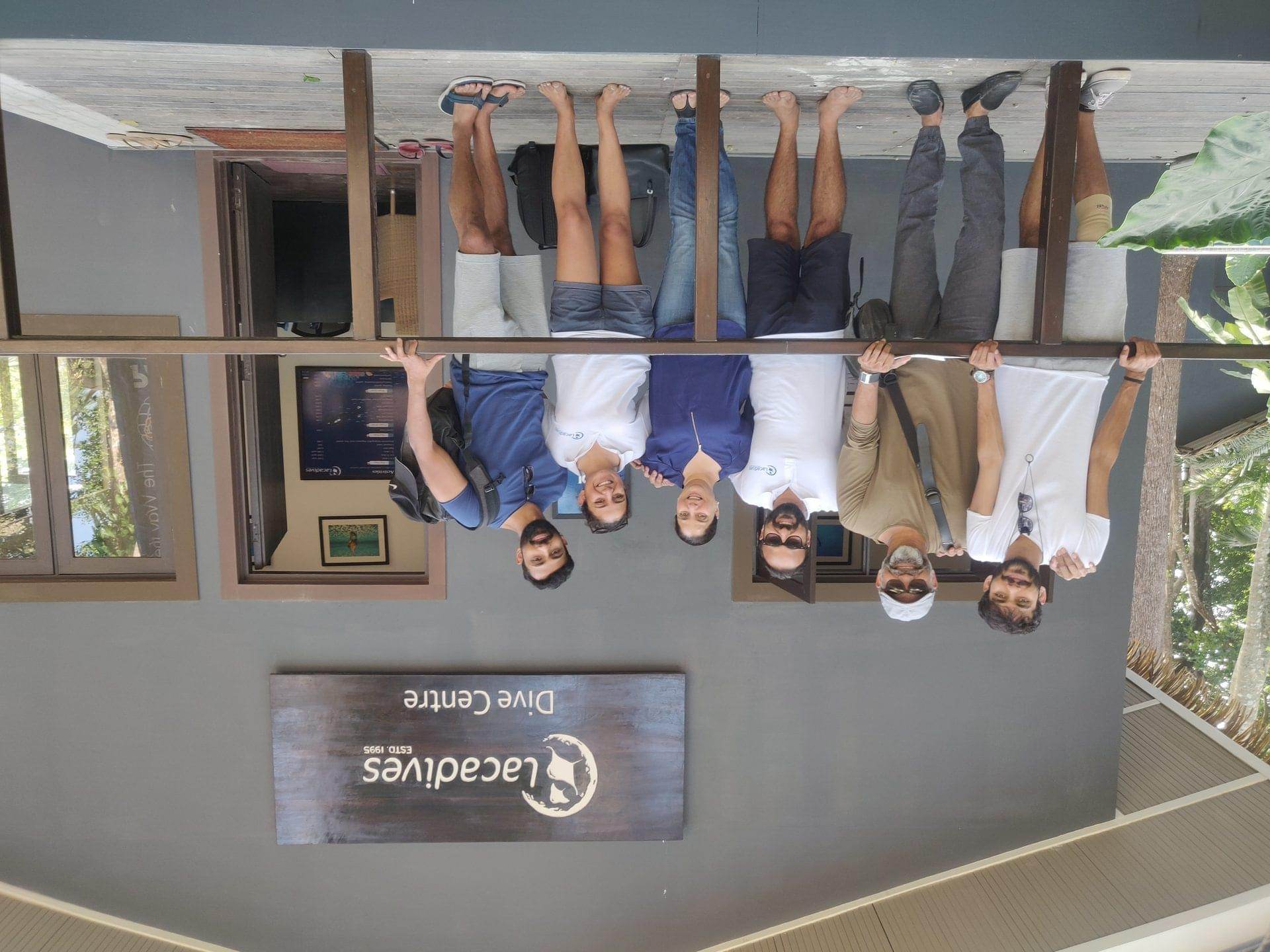 Photo du centre de plongée