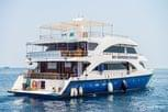 Dive holiday in the Maldives with the Liveaboard MV Emperor Voyager